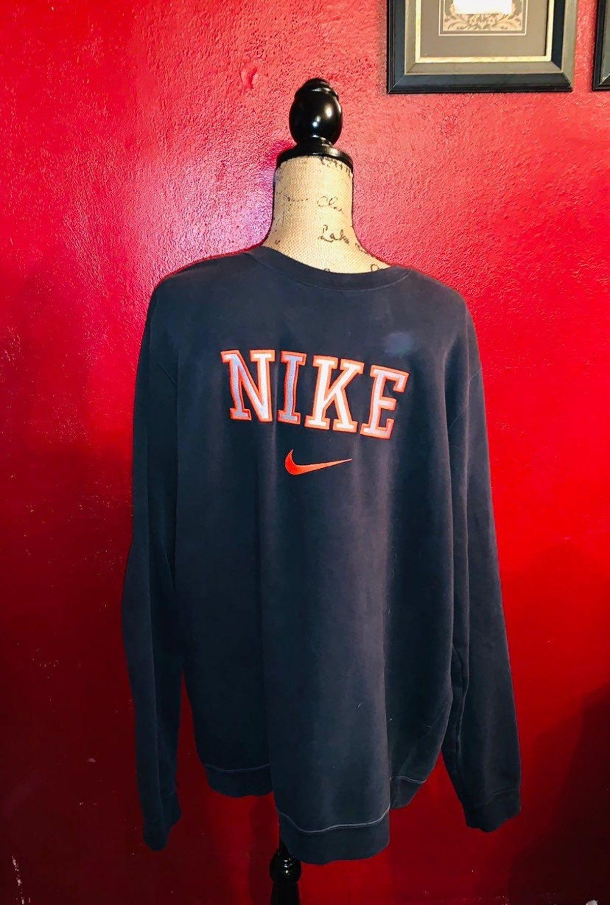 Black Nike Sweatshirt Xxl Black Nike Sweatshirt Sweatshirts Black Nikes [ 1780 x 1200 Pixel ]