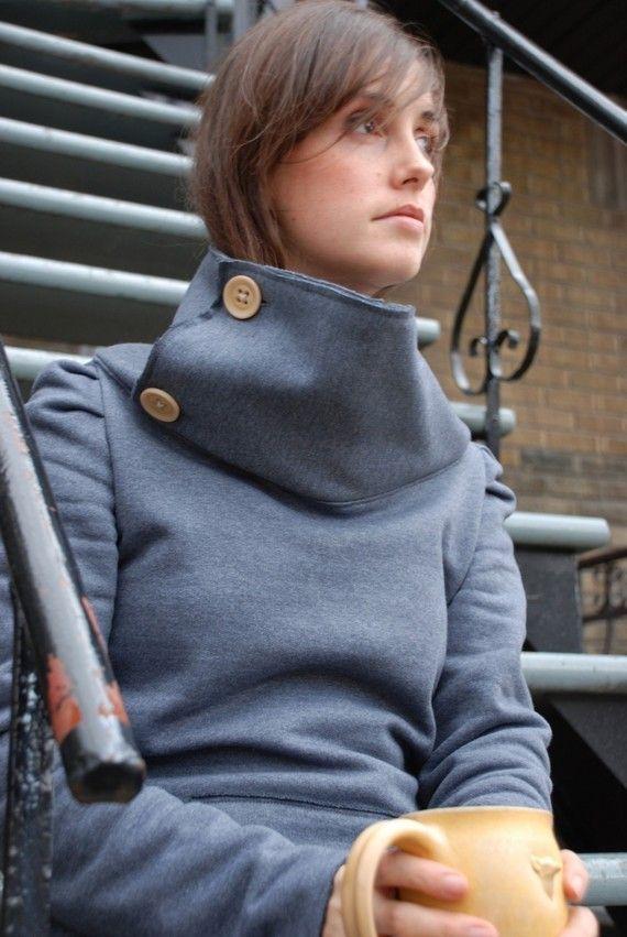 Rosemont Sweater by LittleHouses on Etsy,