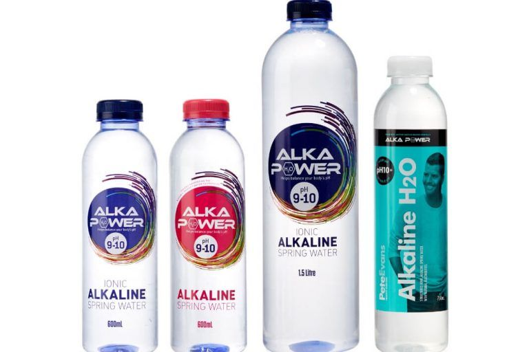 Is Alkaline Water All It S Cracked Up To Be We Find Out Water Spring Water Health Wellness