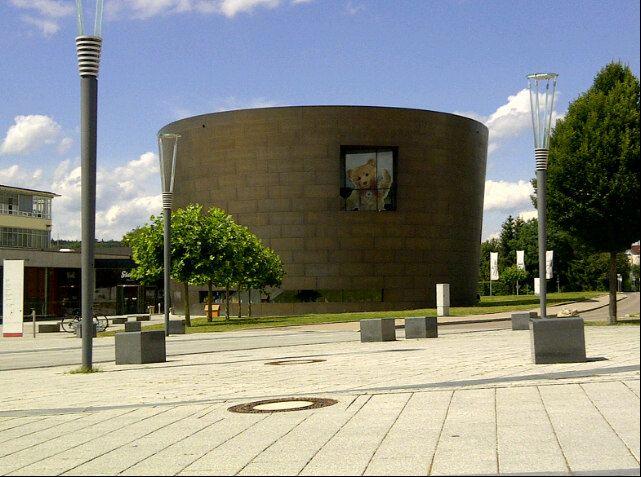 Steiff Museum In Giengen An Der Brenz Baden Wurttemberg Germany Travel Bucket Lists Steiff Germany Travel