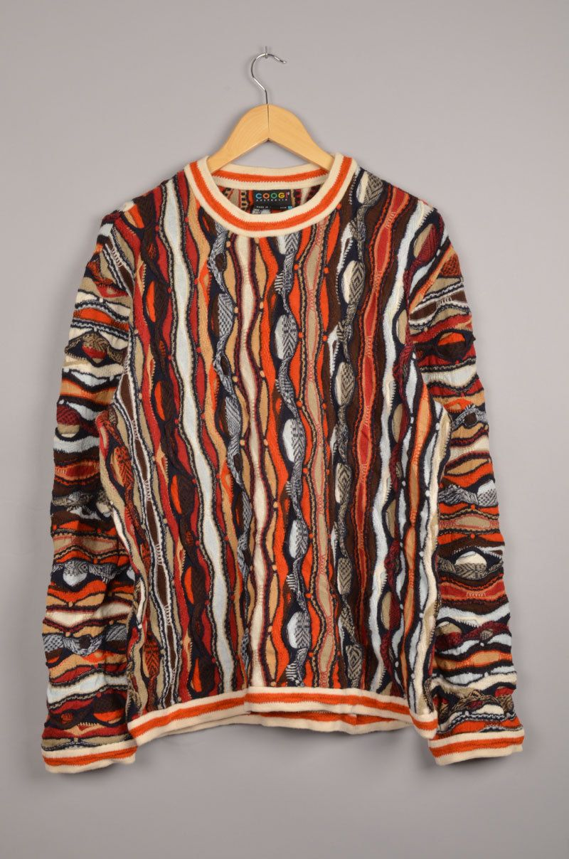 Coogi Sweater Coogi Crewneck Vintage Coogi Vintage Cuggi Cuggi Wool Sweater Sz Xl Woman Carlo Colucci Bill C Sweater Street Style Coogi Sweater Clothes