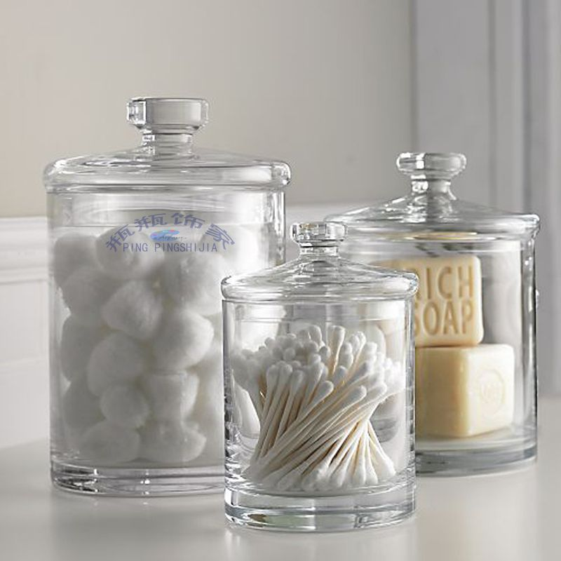 Bathroom Storage Jar Ideas Google