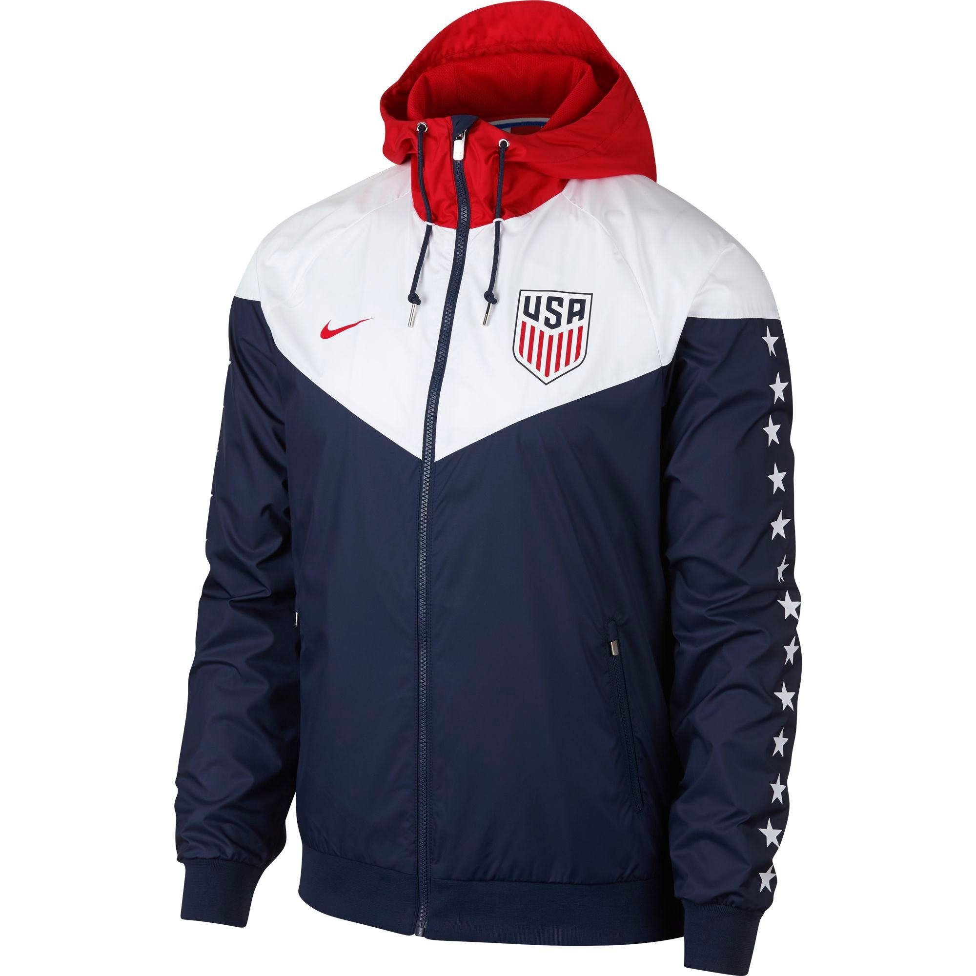 Nike Men s Sportswear USA Windrunner Jacket c1e9afa87
