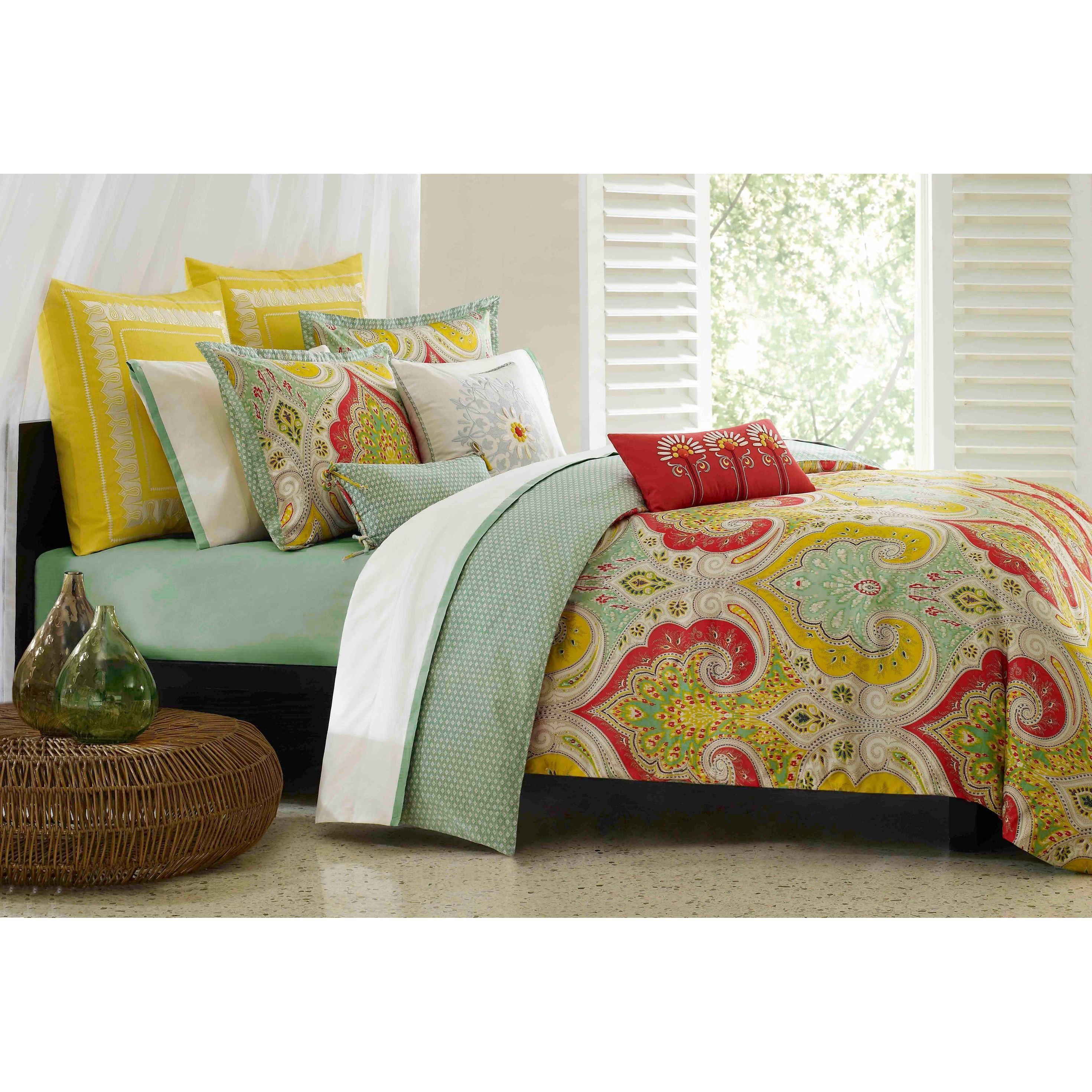 Add A Splash Of Color In Your Bedroom With This Bold And Beautiful Paisley  Bedding Collection · Master RoomDuvet Cover ... Photo Gallery