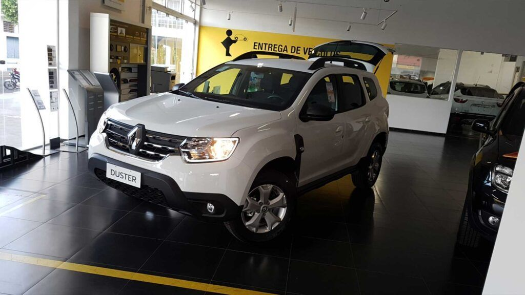 Renault Suspende Pedidos De Duster Life E Captur Life Plus Mundo