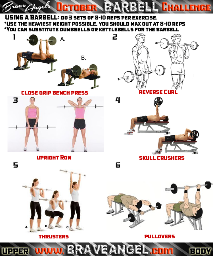 York Dumbbell Exercise Programme: Fuzzbeed HD Gallery