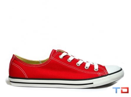 Converse Ct As Dainty Ox Varsity Red 530056f Converse All