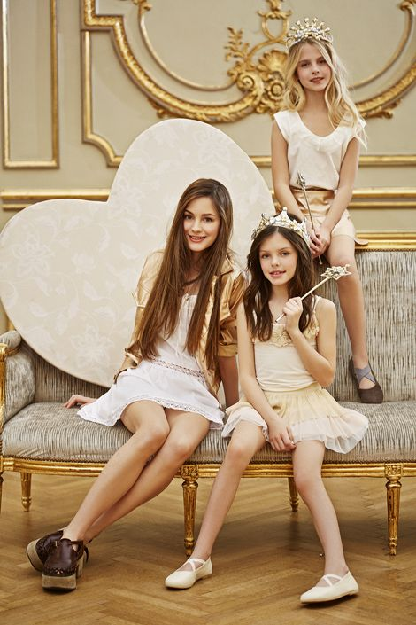 Mapamondo Moda Infantil Teen Argentina Vestidos De