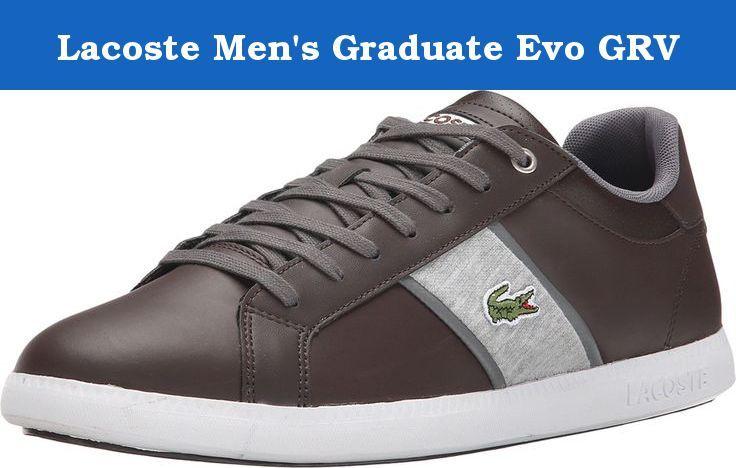 Shoes Size.   Lacoste men