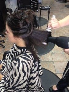 Good blowout tips from a pro