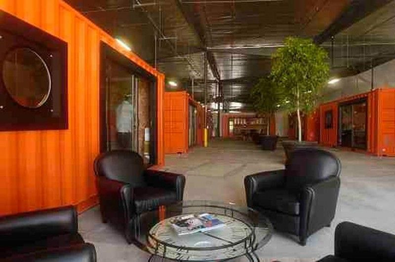 container office design. shipping containers transform warehouse into office space orange county container u2013 inhabitat green design innovation architecture