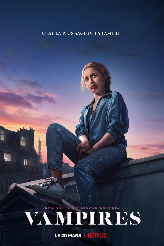 Watch Tv Vampires 2020 En 2020 Netflix Vampires Marie