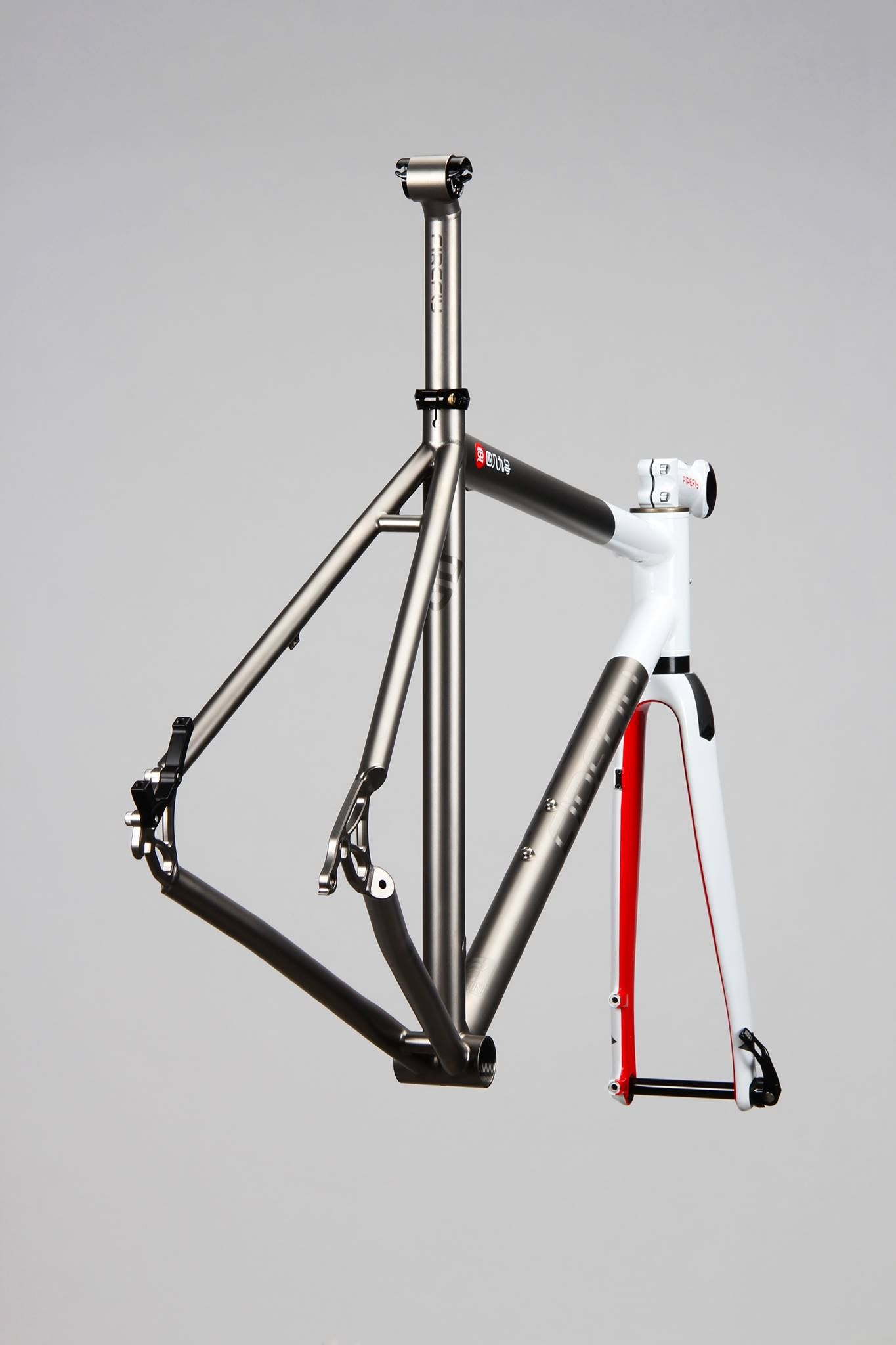 Firefly Bicycles: Titanium Road :: Disc. | bicycles | Pinterest ...