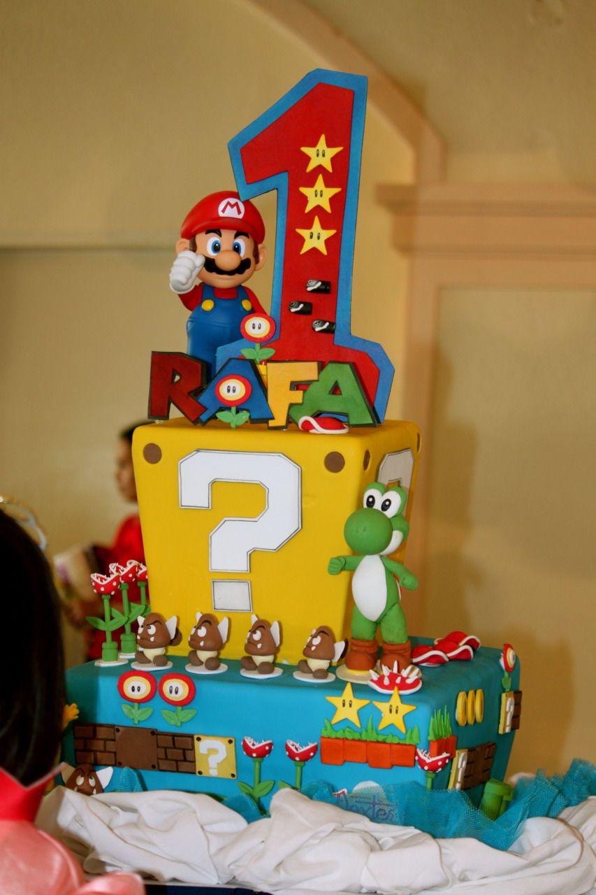 Super Mario Birthday Party Ideas Elijahs Birthday Bash