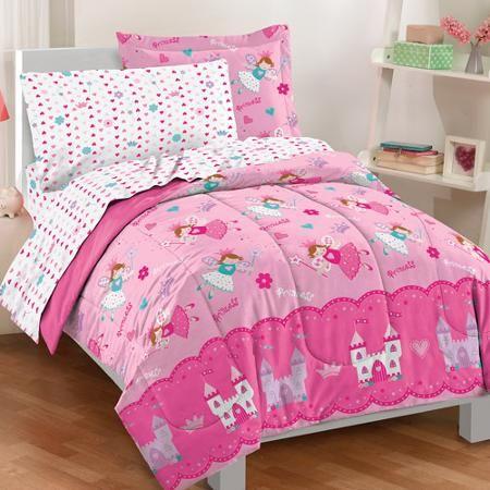 Home Toddler Bed Set Girls Comforter Sets Girl Comforters