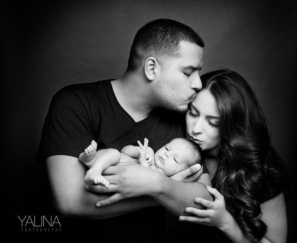 Family Photo Session in Las Vegas.