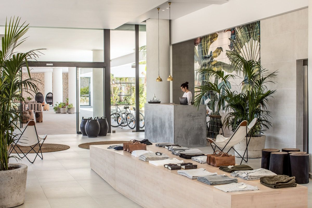 Boutique Hotel With Nomadic Style Decor Casa Cook Casa Cook