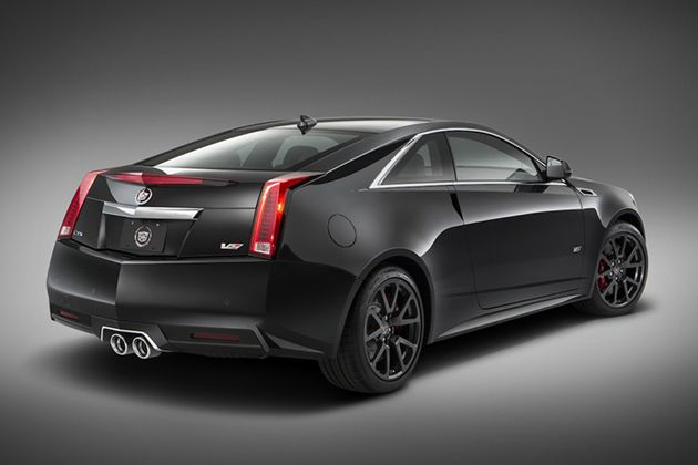 Cadillac Cts Cts V Coupe Black Awesome