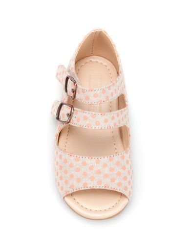 IMAGE SANDAL WITH BUCKLES - Shoes - Baby - ZARA