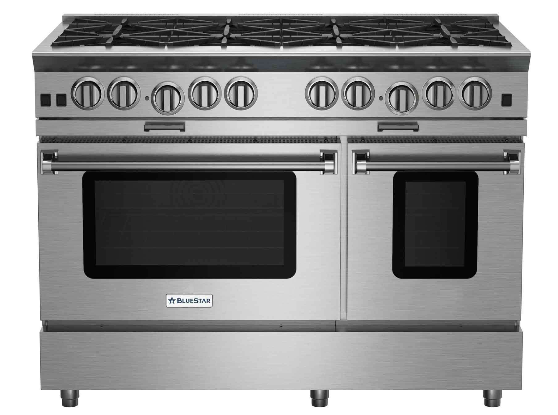 Thermador Pro Steam Vs Bluestar 48 Inch Ranges Reviews Ratings Prices In 2020 Wall Oven Electric Wall Oven Kitchen Range