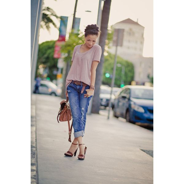 Casual Wednesday Boyfriend Jeans Mulberry Alexa and other apparel, accessories and trends. Browse and shop 2 related looks.