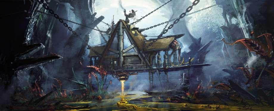 Sir Hammerlock's Big Game Hunt - Underground   Beyond Skyrim
