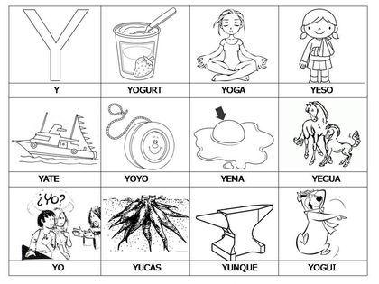 Vocabulario con imágenes para niños.   Vocabulario, Niños pequeños y ...