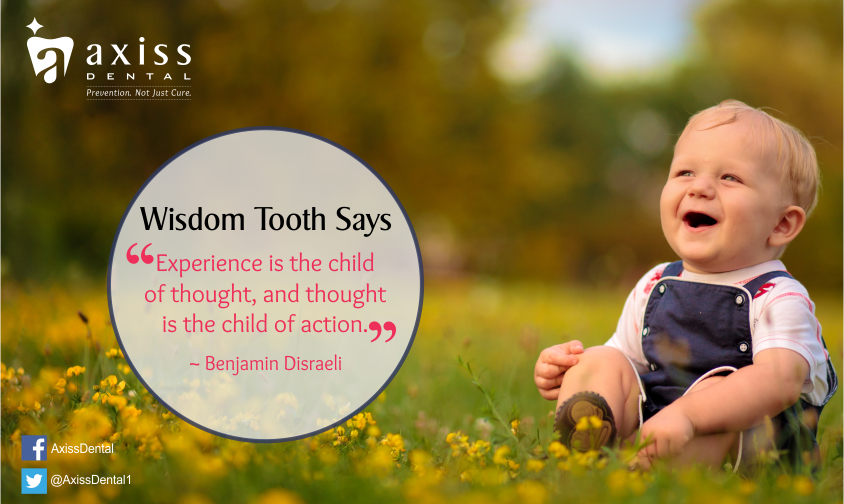 Experience is the child of #thought, and thought is the child of #action.