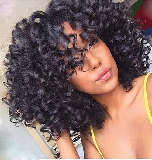 20 Short Curly Weave Hairstyle Curly Weave Hairstyles Natural Hair Styles Curly Hair Styles Naturally