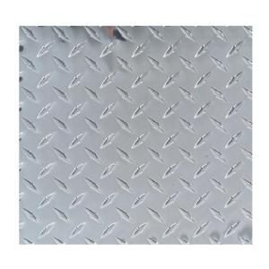 M D Building Products 1 Ft X 1 Ft Diamond Tred Aluminum Sheet Heavy Weight 57575 Aluminium Sheet Aluminum Sheet Metal Metal Sheet