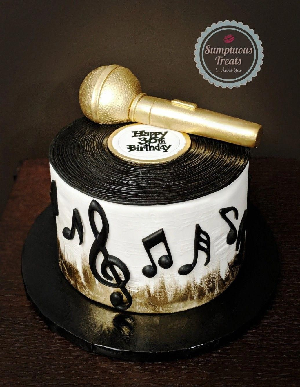 Wondrous Cake With Carrot And Ham Recipe In 2020 Music Birthday Cakes Funny Birthday Cards Online Aeocydamsfinfo