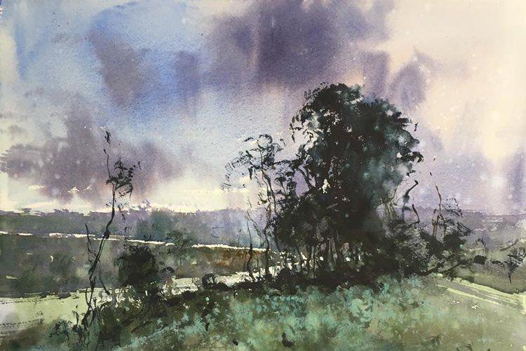 Workshop Review Herman Pekel Pt 1 Watercolor Art Watercolor