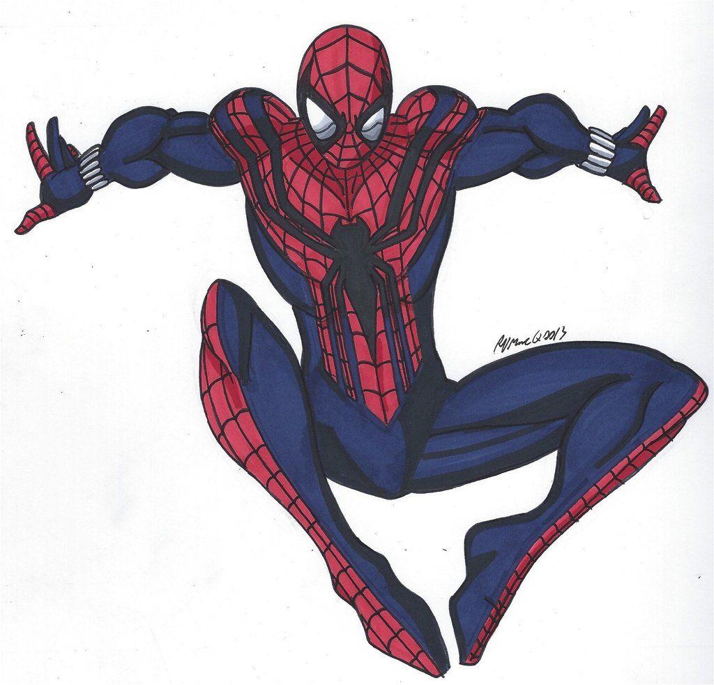 Spidey Series Ben Reilly Spider Man By Robertmacquarrie1