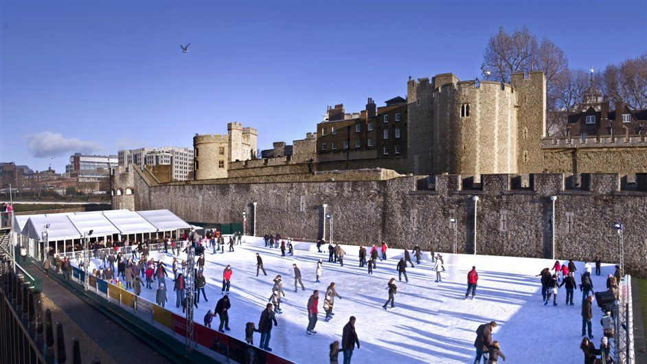 Christmas Ice Skating London.10 Most Incredible Outdoor Ice Rinks In London Travel Tips
