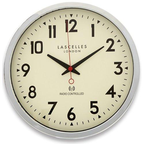 Roger Lascelles Clocks Radio Controlled 36cm Wall Clock Clock Wall Clock Online Wall