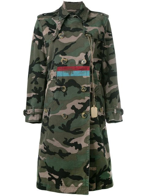 f301c28f524 Shop Valentino camouflage military coat. | COATS ARE US | Valentino ...