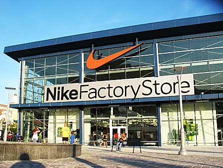 Nike Stores Decreasing Nike Nike Store Nike Factory