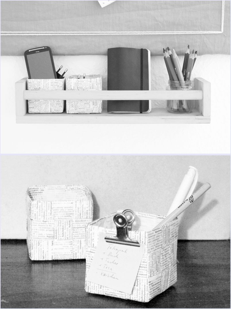 upcycling diy basteln flechten buch papierstreifen utensilo beh lter getr nkepackk rbchen. Black Bedroom Furniture Sets. Home Design Ideas