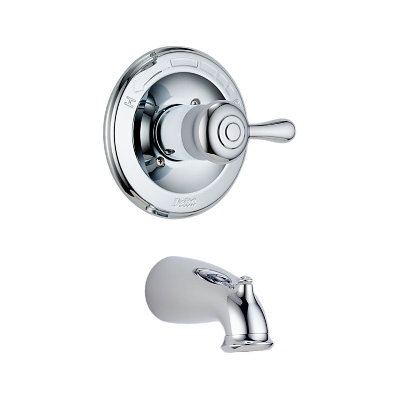 Discontinued Group 4 Leland Chrome Garden Tub Faucet Faucets