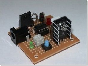 LM317 Li-Ion Batteries Fast Charger Circuit | Electronics in 2019