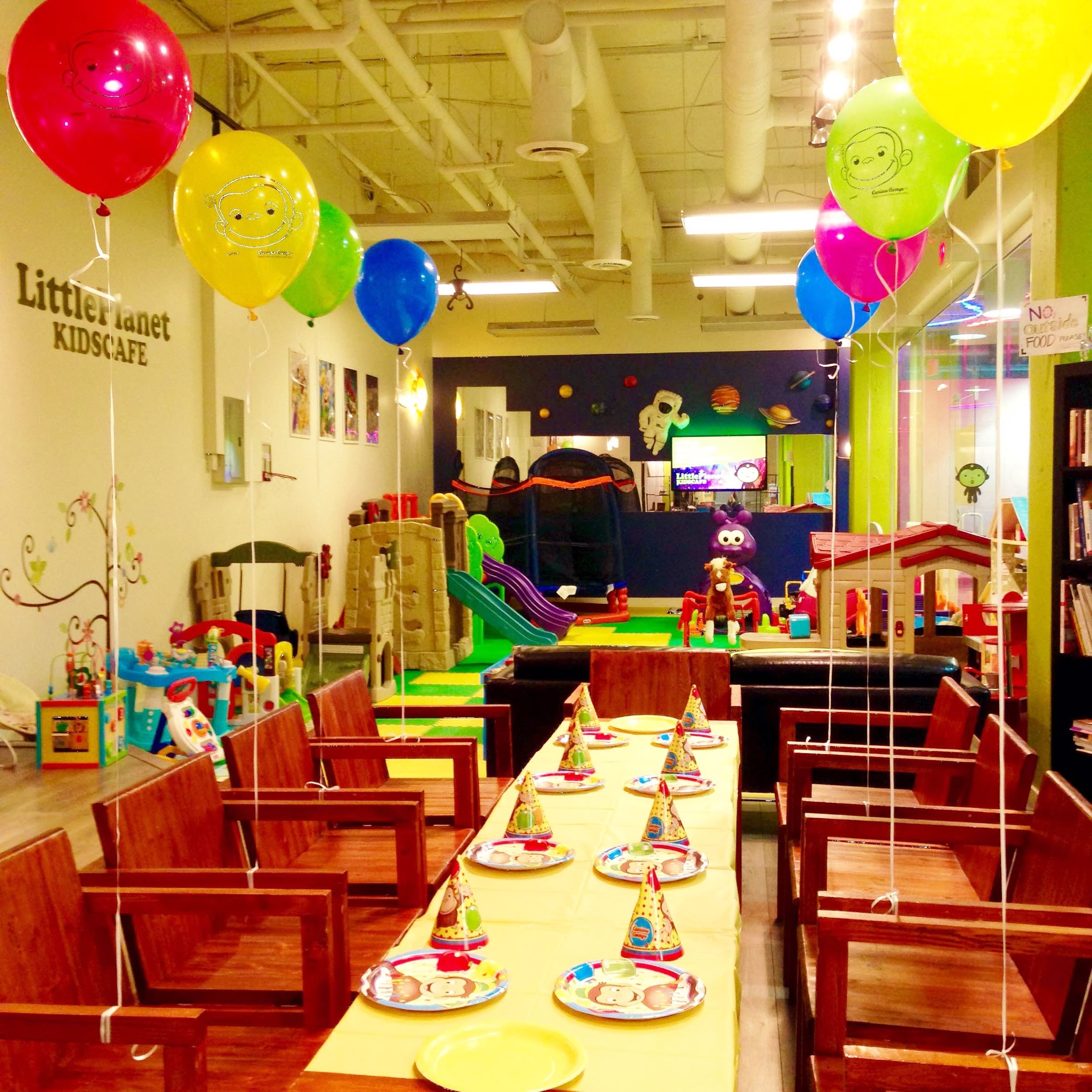 Little Planet Kids Cafe In Coquitlam, Bc