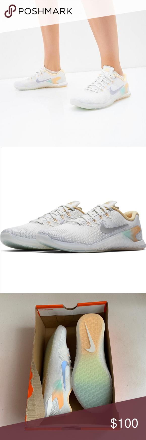 Nike Metcon 4 Rise AH8184-100 Size 6.5