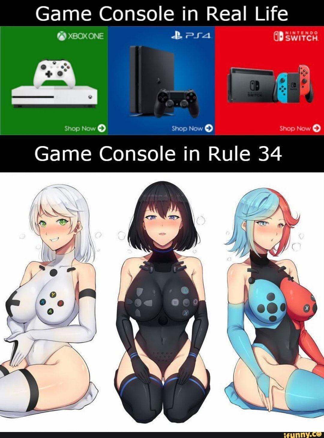 Rule 34 Siege