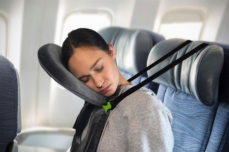 FaceCradle Travel Pillow | Travel