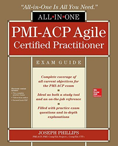 [DOWNLOAD PDF] PMIACP Agile Certified Practitioner
