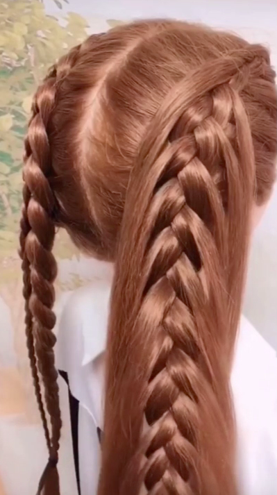 Hairstyle For Long Hair Video Tutorial 2020 Hairstyle For Long Hair Video Tutorial 2020 In 2020 Hair Styles Hair Videos Tutorials Long Hair Video