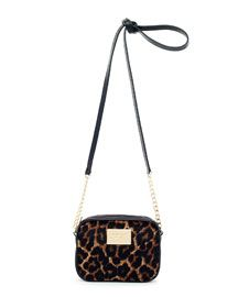 8969dcf95eae V161B MICHAEL Michael Kors Jet Set Calf-Hair Crossbody | Buy ...