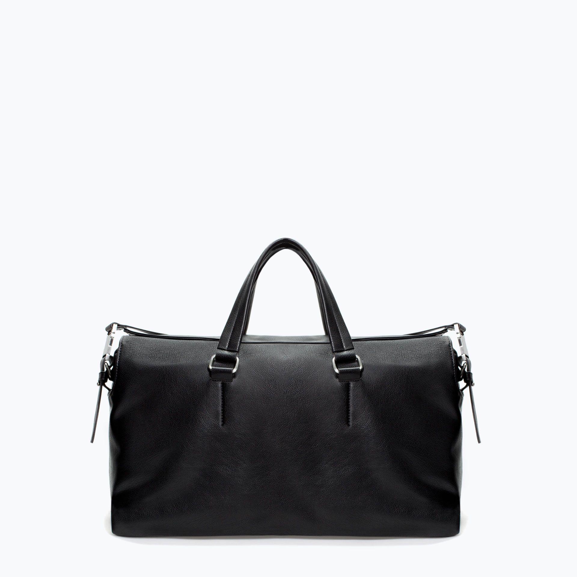 Image 1 of TRAVEL BAG from Zara Mens travel bag