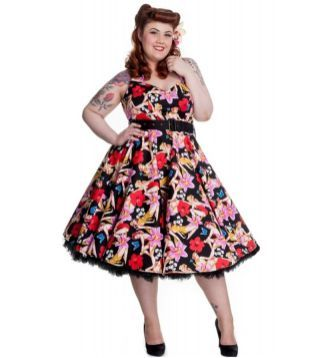 7e675729a20 There are a number of different things you have to think about before you  select a rockabilly fashions style outfits for plus size