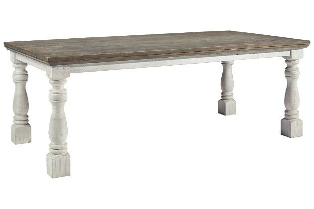 Havalance Dining Room Table Ashley Furniture Homestore Dining
